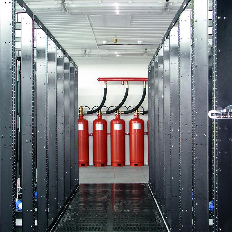 серверная комната картинка